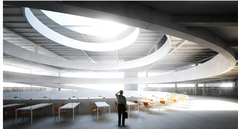 Standorteinbindung Zentral Und Landesbibliothek Berlin Aad