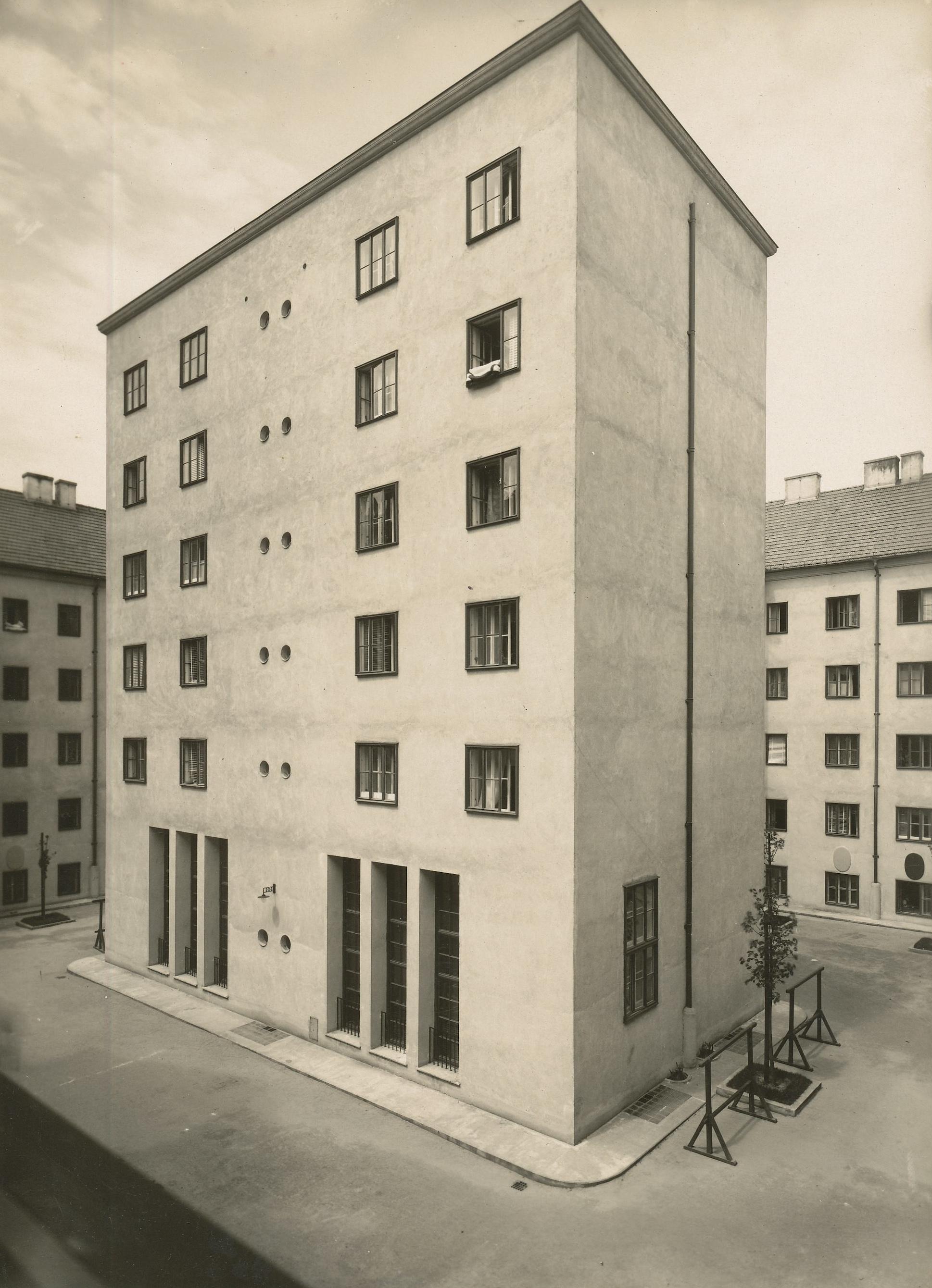 Neue baukunst aad - Hoffmann architekt ...