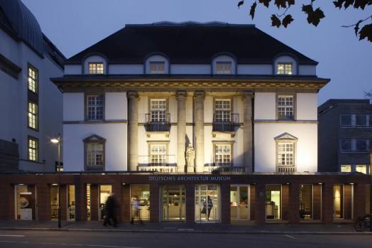 Deutsches architekturmuseum dam aex for Design museum frankfurt