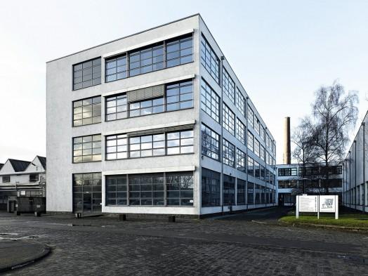 Bauhaus 100 krefeld
