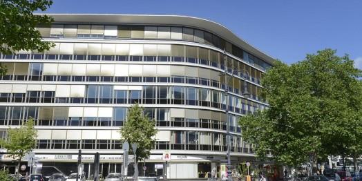 The Temporary Bauhaus Archiv Museum Für Gestaltung Aad